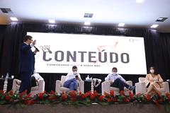 2021.10.22 - DEPUTADO ESTADUAL ROBERTO CIDADE, PRESIDENTE DA ASSEMBLEIA LEGISLATIVA DO ESTADO DO AMAZONAS, ENCERRAMENTO DO FECLAM FOTOS: EVANDRO SEIXAS