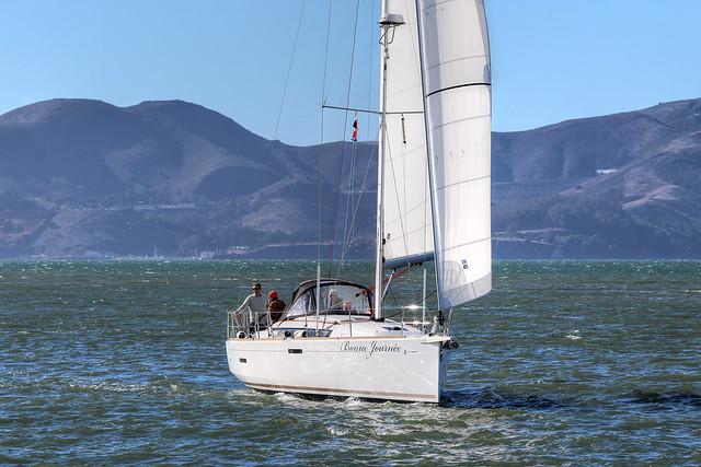San Francisco Bay, Angel Island, Tiburon & Sausalito