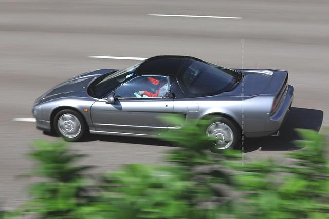 Honda, NSX, Tolo Highway, Hong Kong