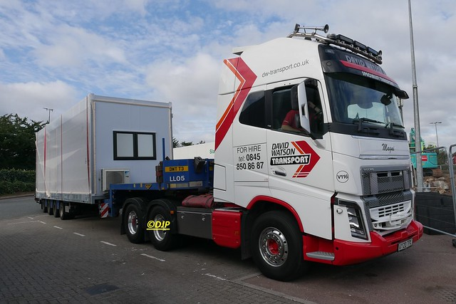Volvo FH4 - Thurrock