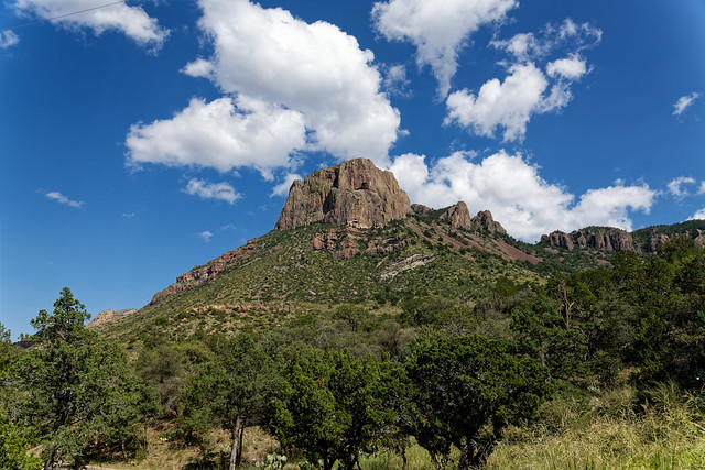 Exploring as a Way to See the World (Big Bend National Park)