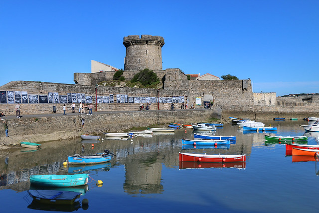 Fort de Socoa, Ciboure