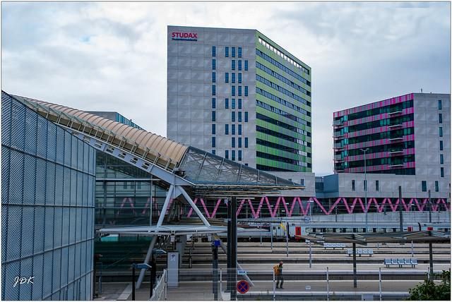 Gare de Louvain 4