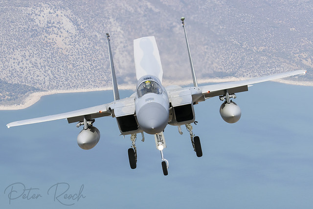 86-0159 / United States Air Force / McDonnell Douglas F-15C Eagle