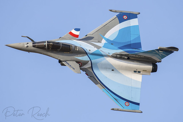 139 / French Air Force / Dassault Rafale C