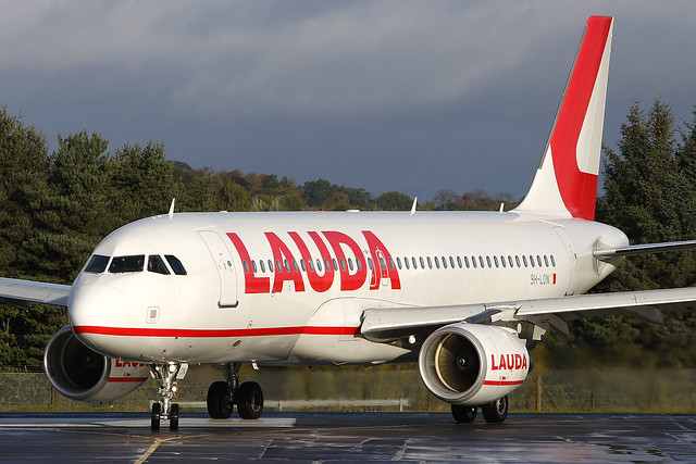 Airbus A320-214 9H-LON Lauda Europe