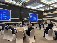Missa Dubai visita zona franca de comu00e9rcio de commodities nos Emirados u00c1rabes Unidos