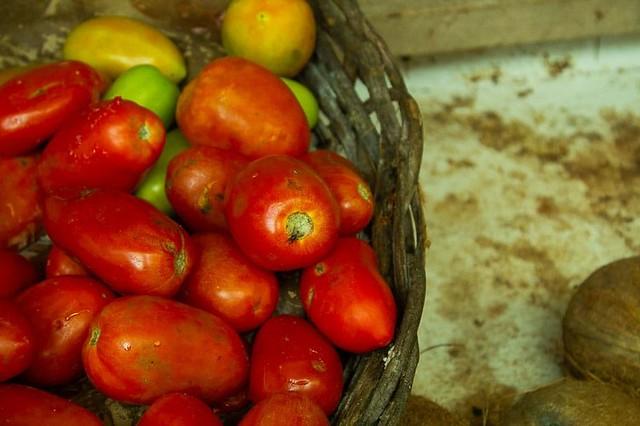 Alguns frutos no Mercado da Madalena, Recife