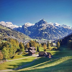 The perfect place to relax. ud83cudf42ud83cudf44u2600ufe0f . . . Thanks to @laszlohathazi --- Hiking to Titlis #Switzerland #Engelberg #hiking #mountains #mountainscape #village #Titlis #nature #peak #engelberg #myswitzerland #inlovewithswitzerland #perf