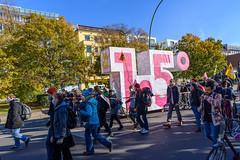 Demonstration Solidarisch geht anders von Gerechtigkeit Jetzt, Berlin, 24.10.2021