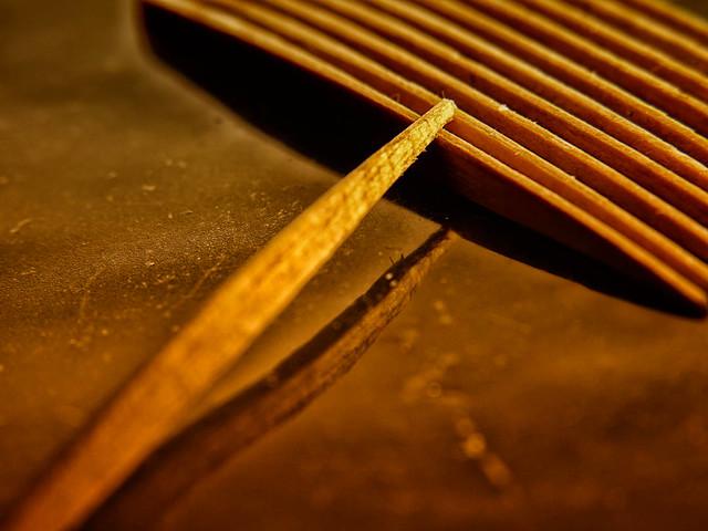 Zahnstocher – Industrie Produkt Makro Kunst Fotografie