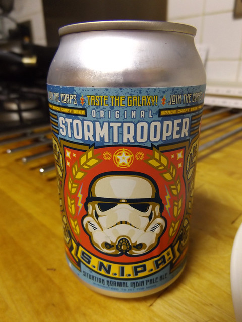 St. Peter's, Original Stormtrooper Situation Normal India Pale Ale (S.N.I.P.A.), England