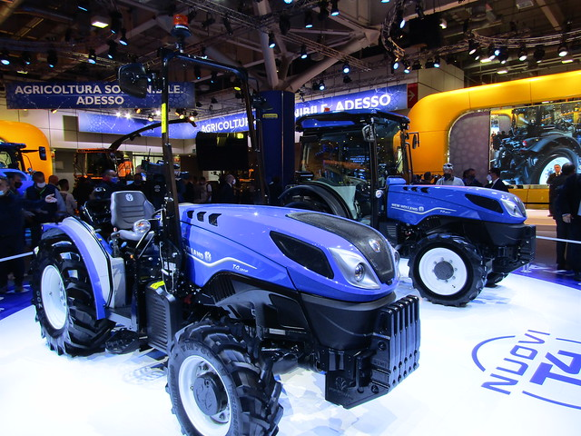 New Holland T4.120 F Stage V