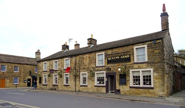 Queens Arms Bakewell Derbyshire Sat 23Rd Oct 2021 Sony HX60-B