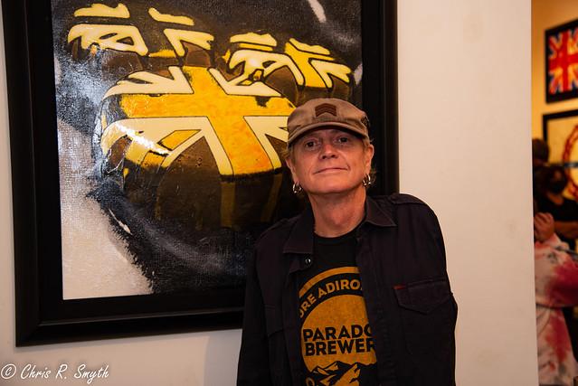 Rick Allen Art Show 9