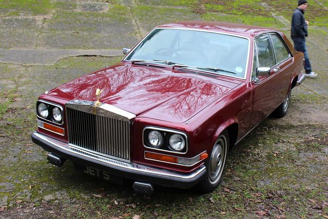266 Rolls Royce Carmague (1982) JET 5 (A 422 PNA)