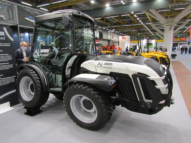 BCS AI Tractor