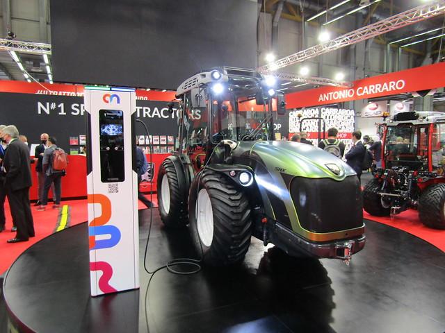 Antonio Carraro SRX Hybrid