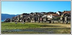 Hórreos de Combarro (Pontevedra)