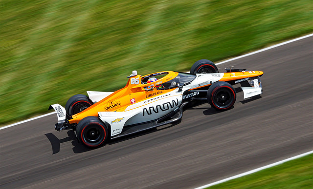 2021 Indianapolis 500: Fast Friday