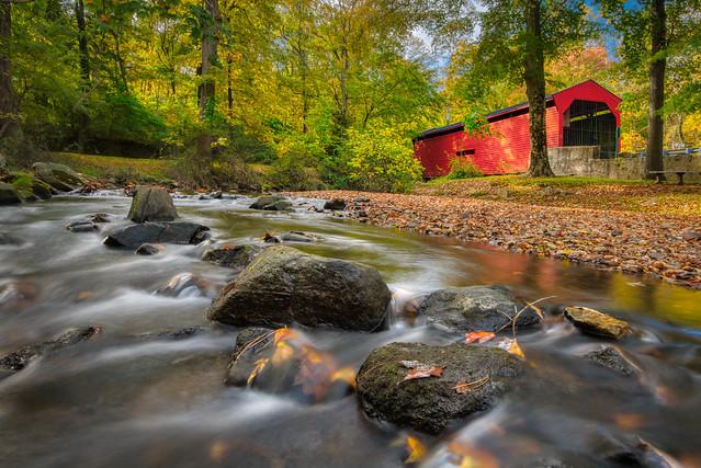 Bartram Covered Bridge