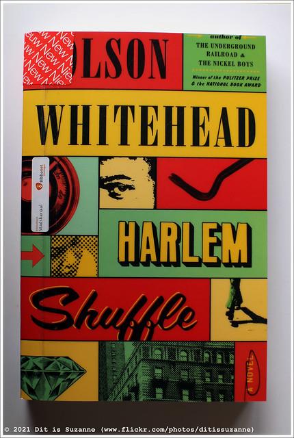 Colson Whitehead | Harlem Shuffle