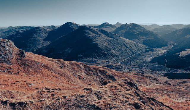 Many Hills to Climb (South) - April 2021