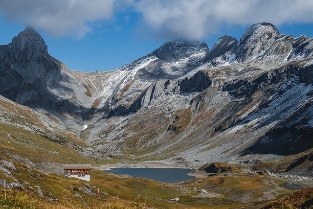 Glattalpsee - Switzerland