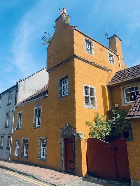Thomsoun's House, Inverkeithing