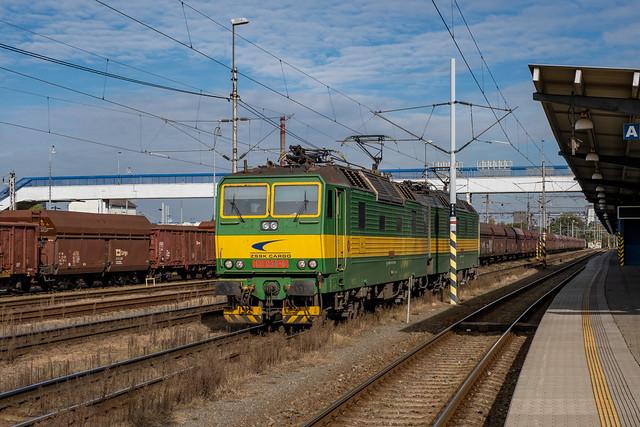 131 035-8+131 036-6 ZSSK Cargo Ostrava hl.n Czech Republic 14.10.21