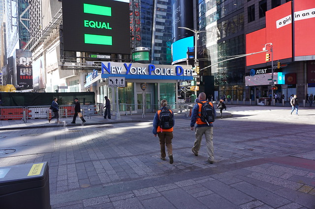 24th Civil Support Team lead CST's from across the country to analyze chemical and biological threats to NYC
