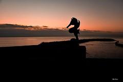 Cagnes-sur-Mer lever de soleil