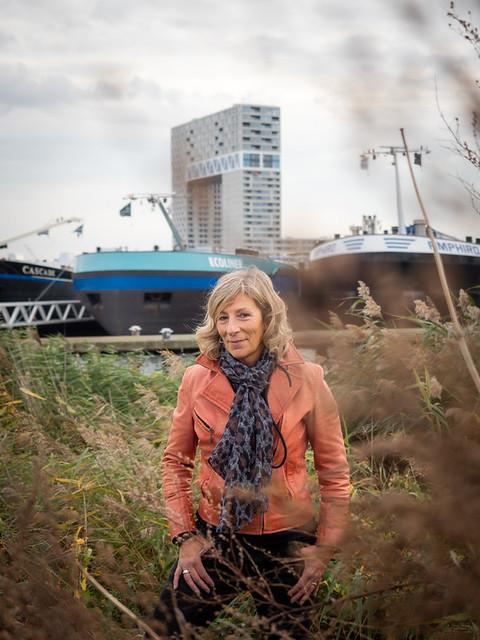 Yvonne, Amsterdam 2021: Urban nature