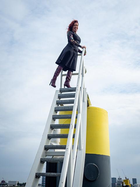 Vanessa, Amsterdam 2021: Well above the horizon