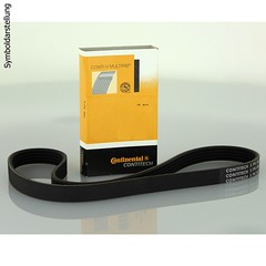 Air-Con Belt - 450 fortwo & 452 roadster