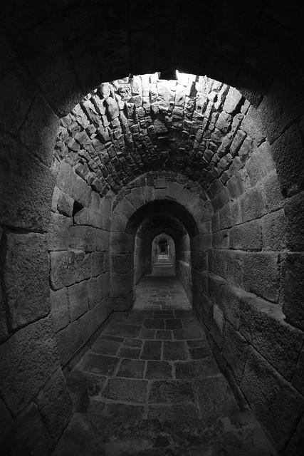 XE3F9625 - Tunel de San Virila – San Virila tunnel (Monasterio de Leyre, Navarra)