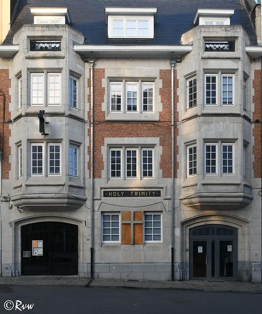 Rue Capitaine Crespel 29 -- Ixelles  1050 Brussels