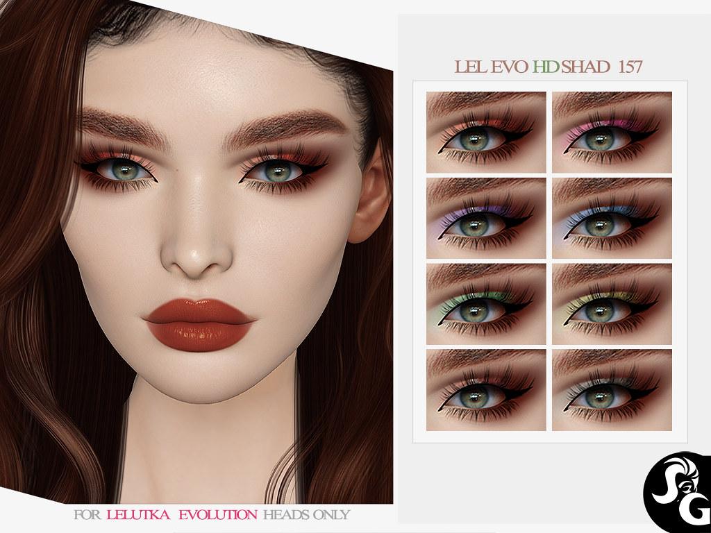LEL EVO/X HD Shadow 157