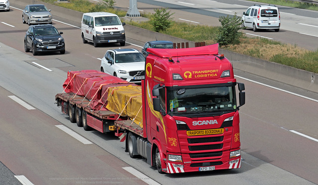 KPD 920 Scania 02-07-2020 (Germany)