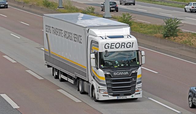 WPR 4617N Scania 02-07-2020 (Germany)