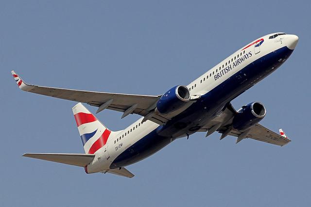 ZS-SWI | Boeing 737-85R/W | British Airways (Comair LTD)