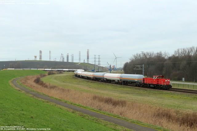 DBC 6437 - Sloehaven 🇳🇱 15-01-2021.