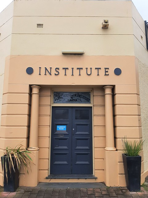 Adelaide. Clarence Gardens. The Art Deco Style Institute. Built in 1929.