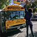 Hoop Bus in Oakland on Lakeshore