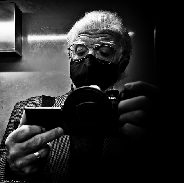 Mirror, mirror on the wall - who is that masked man?