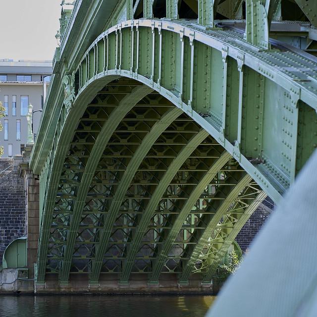 Bridge over the river ( in explore 2021-10-26 )
