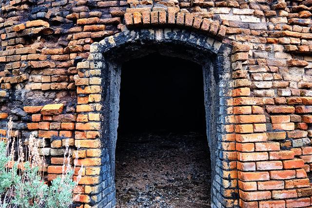 Kiln Ruins Door