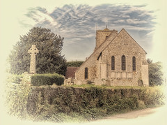 "Amberley 4 ""St. Michael's Church"""