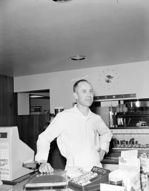 McGrath's Restaurant, 1965