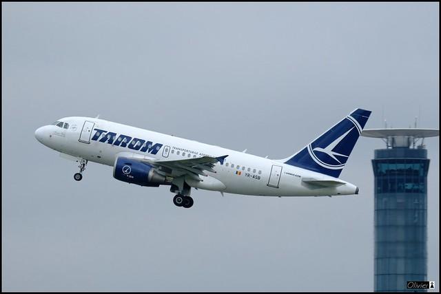 Airbus A318-111, Tarom, YR-ASB